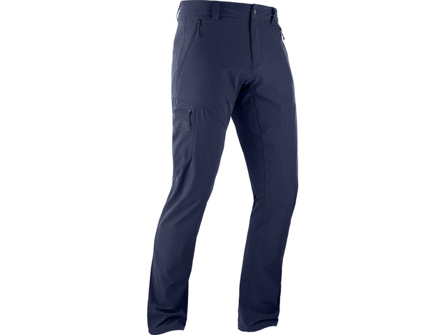 Salomon Wayfarer Tapered Pantalones Hombre, night sky